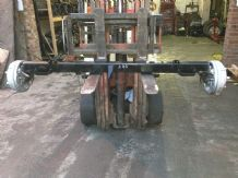 FORD TRANSIT 2.0 TD REAR AXLE ABS TYPE MK 6 2000-2006